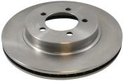 Dura International BR54094 Front Vented Disc Brake Rotor