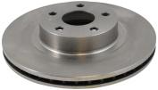 Dura International BR31247 Front Vented Disc Brake Rotor