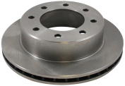 Dura International BR55057 Rear Vented Disc Brake Rotor
