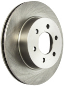 Dura International BR5348 Front Vented Disc Brake Rotor