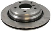 Dura International BR34162 Rear Vented Disc Brake Rotor