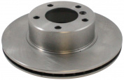 Dura International BR34161 Front Vented Disc Brake Rotor