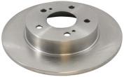Dura International BR31134 Rear Solid Disc Brake Rotor
