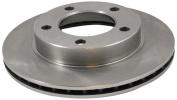 Dura International BR5111 Front Vented Disc Brake Rotor