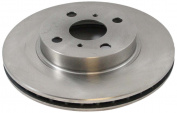 Dura International BR31056 Front Vented Disc Brake Rotor