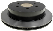 Raybestos 980368 Advanced Technology Disc Brake Rotor - Drum in Hat