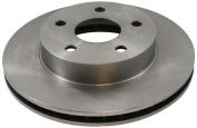 Dura International BR5118 Front Vented Disc Brake Rotor