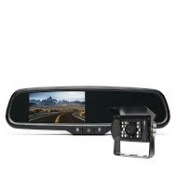 Rear View Safety RVS-770718 Black Rear View Camera System (One