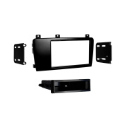 Metra 99-9227 Single/Double DIN Installation Kit for Select 2005-09 Volvo S60 and V70