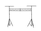 Lighting Stand System with Truss