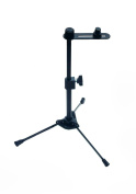 Hamilton Stands Nu Era Tabletop stand with Offset Adapter, clip & bag