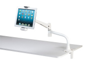 Cotytech Articulating Desk and Tube Mount for iPad and Tablet