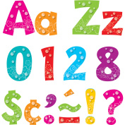 TREND Ready Letters Playful Bubbles Combo Pack, Assorted Colours, 216 per Pack
