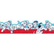 101 Dalmatians Puppies Deco Trim Extra Wide Die Cut