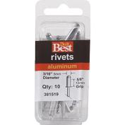 Do it Best POP Rivets 3/16X5/8 Alum Rivet