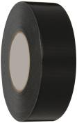 Nashua 345 Polyethylene Coated Cloth Professional Grade Duct Tape, 55m Length x 48mm Width, Black