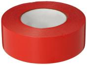 POLYKEN 827 Film Tape,Polyethylene,Red,48mm x 55m