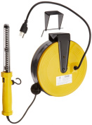Bayco SL-864 60 LED Work Light on Metal Reel with 15m Cord