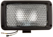 Grote 63241-5 Rectangular Flood Halogen Work Lamp