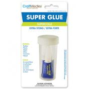 Super Glue 3/Pkg-1g Vials
