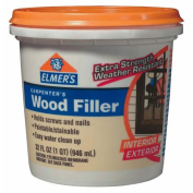Elmer's E842L Carpenter's Wood Filler Qt.