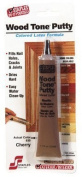STAPLES H F 30ml Cherry/Red Mahogany Wood Tone Putty