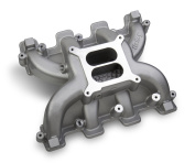 Holley Performance 300-129 LS Dual Plane Mid-Rise Intake