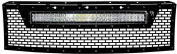 Rigid Industries 41572 Grille with LED Light Bar for Ford Raptor