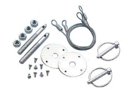 Mr. Gasket 1617 Competition Hood & Deck Pinning Kit