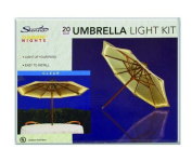 CELEBRATIONS CLEAR UMBRELLA ROPE LIGHT