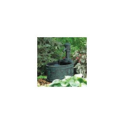 Little Giant 566760 Outdoor Fountains Fountains Outdoor Living Products ;Verdigris