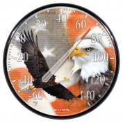 Eagle Soaring Thermometer