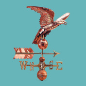Weathervane Copper Eagle ONLY Freedom's Flight | Renovator's Supply