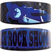 Wristband - Black Rock Shooter - New Shooter Blue PVC Bracelet ge64030