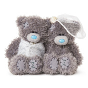 Me To You Tatty Teddy Bride and Groom Bears Wedding Gift New