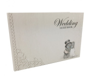 Me To You Tatty Teddy Wedding Guest Book Gift