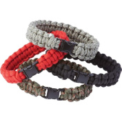 Maxam® 12pc Paracord Bracelet Set