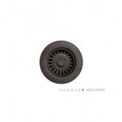 Houzer 190-9564 8.9cm Opening Bronze Disposal Flange
