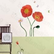 Garish Flourish - Wall Decals Stickers Appliques Home Decor