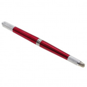 VANKER Multi-Function Double-Ended Permanent Eyebrow Makeup Manual Tattoo Pen Red