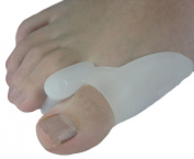 GEL BUNION PROTECTOR WITH TOE SPREADER SOLD IN PAIRS