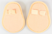 Hampton Direct 1 Pair Reusable Toe Straightener Align Crooked Hammertoes