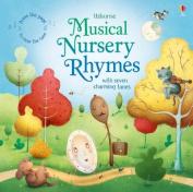 Musical Nursery Rhymes (Musical Books) [Board book]