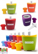 Zoku Quick Pop Green - Single Ice Lolly maker - Easy quick to make fun ice pops