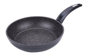 Moneta Hercules Stone-Effect Frying Pan, 20 cm, Non-Stick