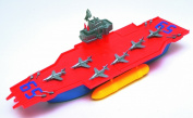 Giplam 39 x 12 x 13 cm Aircraft Carrier Toy