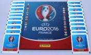 Panini UEFA EURO 2016 France - Hardcover Deluxe Album + 20 packs of stickers