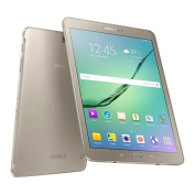 for Samsung Galaxy TAB S2 25cm AMOLED Tablet (Gold) -