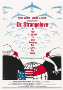 Dr Strangelove Movie Vintage Reproduction A4 Poster / Print 260GSM Photo Paper
