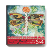Kelly Rae Roberts Wall Art - Heal Your Heart